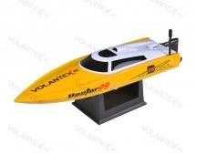 Rychlostní člun VECTOR 28 - vadná elektronika