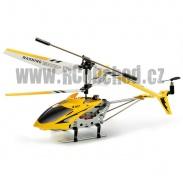 SYMA S107 s gyroskopem - nejodolnější mini vrtulník na trhu - použitý vada aku