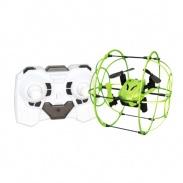 SKYWALKER MINI - RC dron v kleci - otestováno