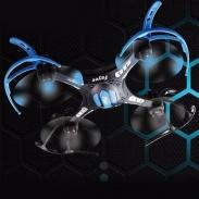 FAYEE FY801 - umí létat trvale vzhůru nohama - vadná elektronika