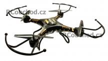 RC dron SM1501 s HD kamerou - vadná elektronika