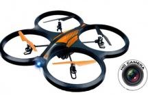 GSmax - obří dron s  kamerou, kompasem a LED - vadná elektronika