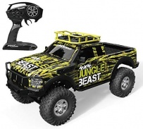 JUNGLE BEAST -1/10 Crawler 4x4
