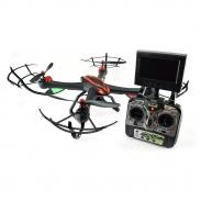 Vampire MAX - rychlý dron s FPV-HD 5,8Ghz kamerou - přenosem videa do obrazovku vysílače