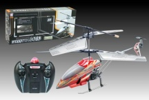 RC mini vrtulník TERCEL - na díly