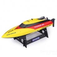 RC loď 7011 2,4Ghz, 20km/h, 35cm - nefunkční model, netěsní