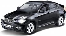 BMW X6 - černá, auto na dálkové ovládání 1/14 - vadný převod