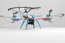 Tarantula x6 - RC dron s HD kamerou - pouze dron, ovladač, akumulátor a nožky