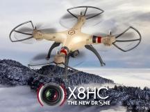 SYMA X8HC HD kamera - bez ovladače a zákl. desky