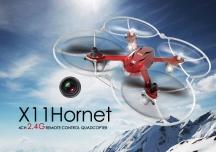 SYMA X11c - odolný dron s HD kamerou - nefunkční, bílá, komplet