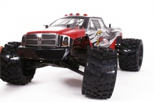 Monster Truck Expert - 2WD,Chybí akumulátor