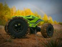 DF-Crawler 4WD, RTR - žlutý - otestován