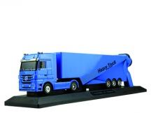 RC kamion mercedes ACTROS, nezatáčí