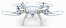 T70CW RC dron s, na náhradní díly, vadné gyro, bez vrtulí, vadná kamera