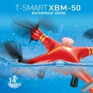 Vodotěsný dron XBM-50 s, vadná ESC na náhradní díly