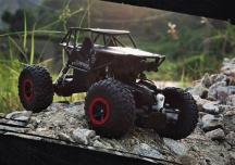 Strong Crawler 4x4 s, vadná přední náprava