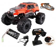 DF-Crawler 4WD, RTR, OFF-ROAD, otestováno plně funkční, bez pův.krabice