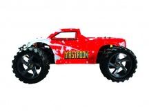 HIMOTO MASTADON Monster Truck 1/18, na náhradní díly.