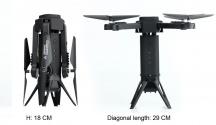 Skládací dron Tower s