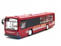 Městský autobus na dálkové, nemá výkon při zatáčení