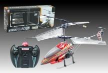 RC mini vrtulník TERCEL - vadná baterie