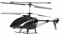 Spycopter - rozebraný model