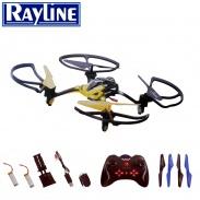 Rayline R8 - vadný motor