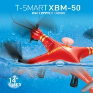 Vodotěsný dron XBM-50 - nespáruje se