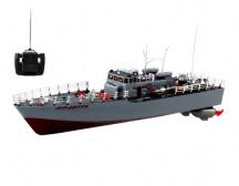 RC torpedo boat 1:115 - nereaguje