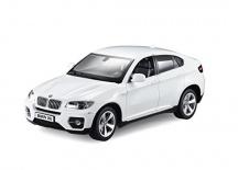 BMW X6 - bílá,