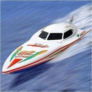 RC člun Wing speed špatný dosah