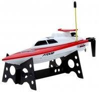 Malá RC loďka FT008 chybí nabíječka