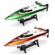 Závodní sportovní člun FT-09 - bez ovladače a nabíječky
