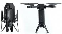 Skládací dron Tower nefungují senzory