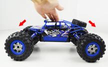 ROCK ROVER crawler - vodotěsné auto na vysílačku