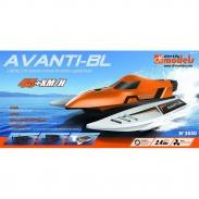 AVANTI-BL - 45Km/h -, vyzkoušeno