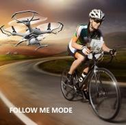 RC dron SM-035 s GPS, HD kamerou, follow me a návratem