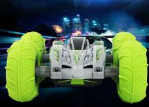 RC EXTREME Stunt II. - PRO verze, 2,4Ghz - zelená