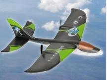 Dolphin EPP - 45 min. letu-  odolné letadlo na dálkové ovládání
