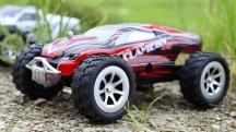 Truggy FLAMESY 2,4Ghz - Plně proporcionální RC auto 1/24