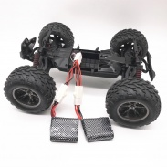 Adaptér pro 2 akumulátory pro Monster a truggy 1/12