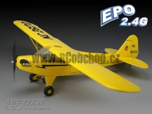 Piper J-3 CUP 400Class, RTF, 2,4Ghz