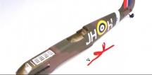5N031, fuselage, Spitfire, art-tech, trup modelu