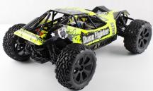 Dune Fighter - pořádné auto od MALi racing
