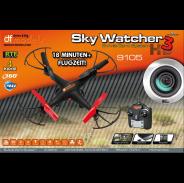 Sky Watcher 3 - 18min. letu - HD kamera