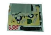 B5061,  sticker, Mustang P51D, art-tech, polepy