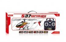 SYMA RAPTOR S-37 2,4Ghz - červený