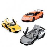 Odolné kovové Lamborghini 1:24 na dálkové ovládání