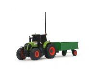 AXION CLAAS 850 - Traktor s přívěsem 1/28