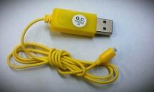 USB nabíječka pro mini vrtulníky